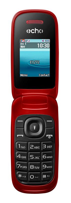 Mobile Echo Clap2 Rouge