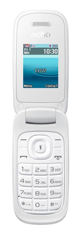 Mobile Echo Clap2 Blanc