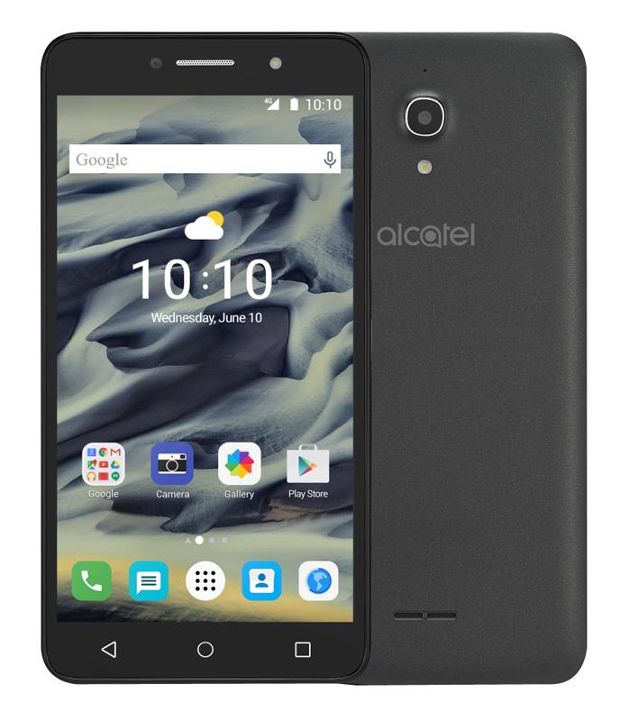 Mobile Alcatel Pixi4 4g Hd Noir