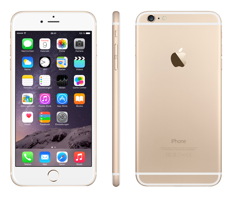 Apple Iphone 6 64 go gold reconditionne grade a+