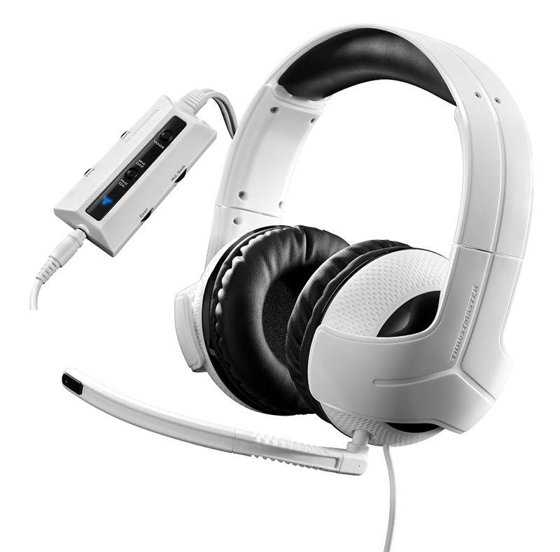 Casque Micro/console Gaming Thrustmaster Y-300 Cpx Blanc