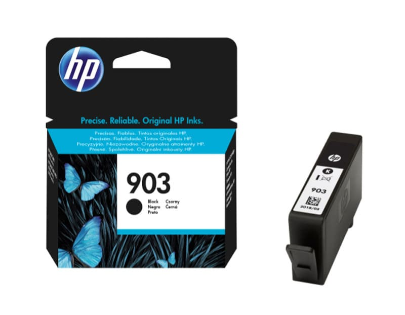 HP 903 Cartouche Noir authentique (photo)
