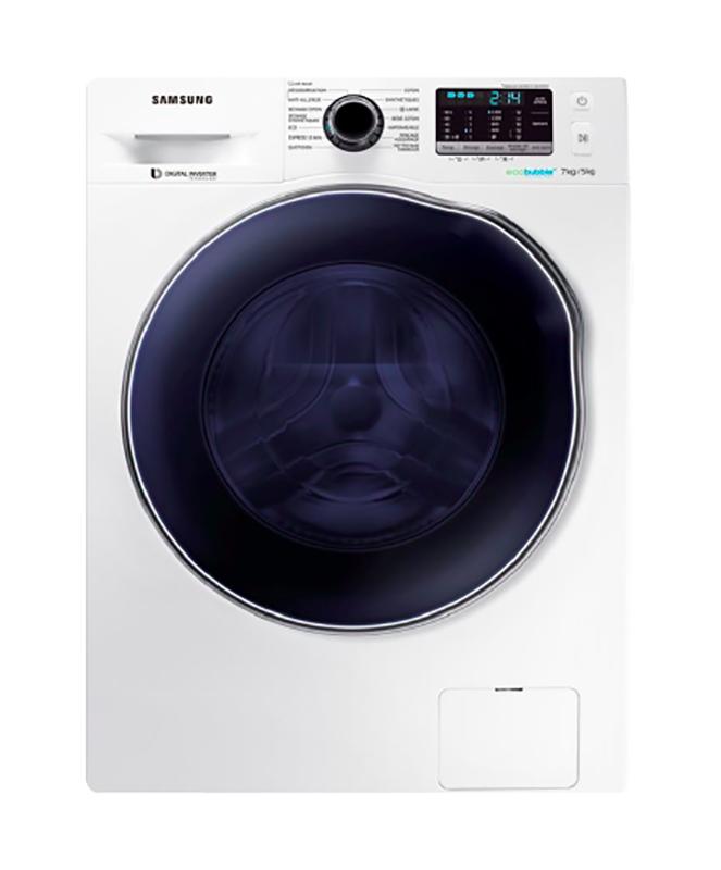 Lave Linge Séchant Samsung Wd70j5410aw