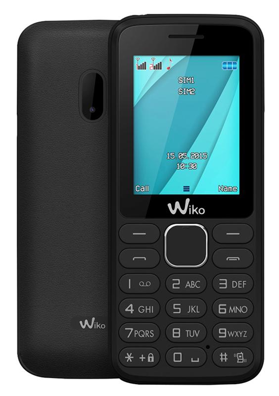 Mobile Wiko Lubi4 Ds Noir