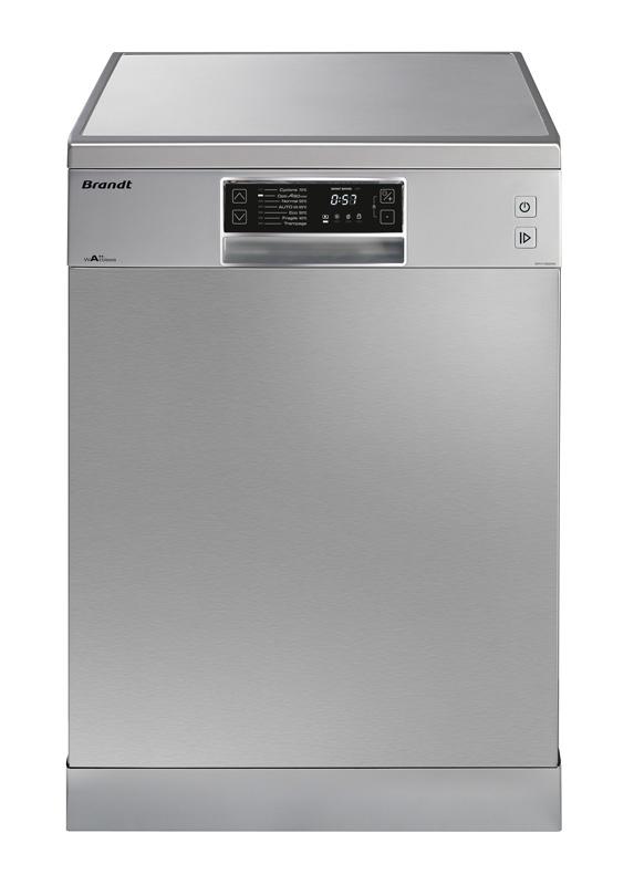 Lave vaisselle 13 couverts BRANDT DFH 13524 X