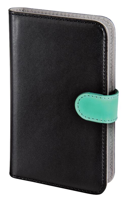 Foliocase Hama Univ Xl 5,2-5,8'' Noir Et Vert (photo)