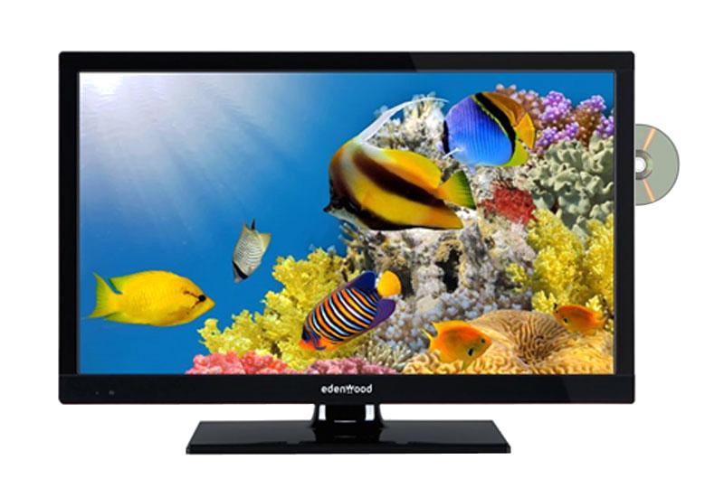 COMBO TV / LECTEUR DVD EDENWOOD ED2299 12-220V