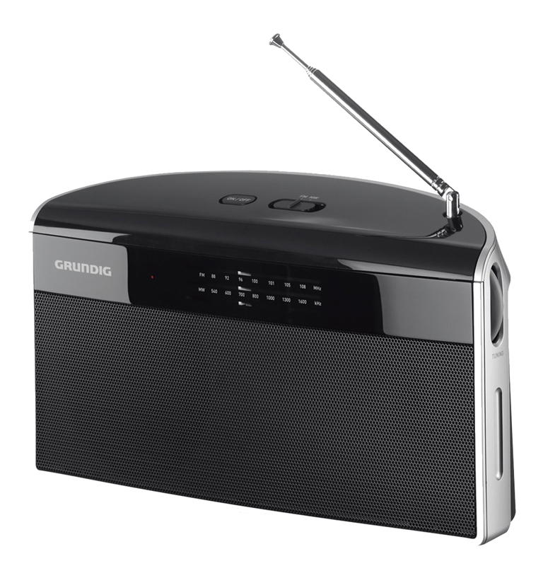 Radio GRUNDIG MUSIC80L (photo)