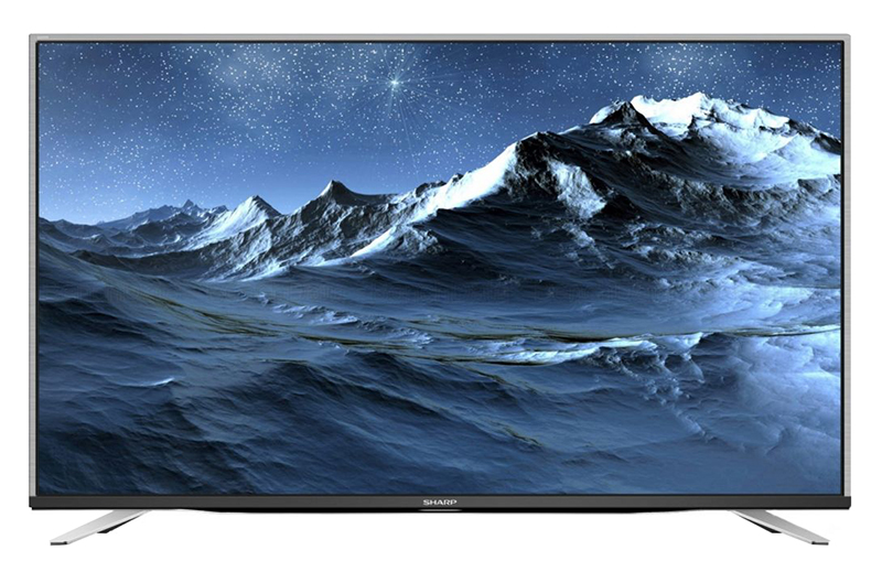 TV UHD 4K SHARP LC-49CUF8472ES