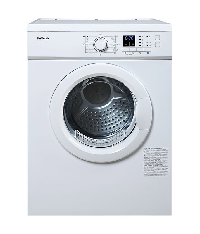 Sèche linge BELLAVITA DF 7 E C WMIC 2 (photo)