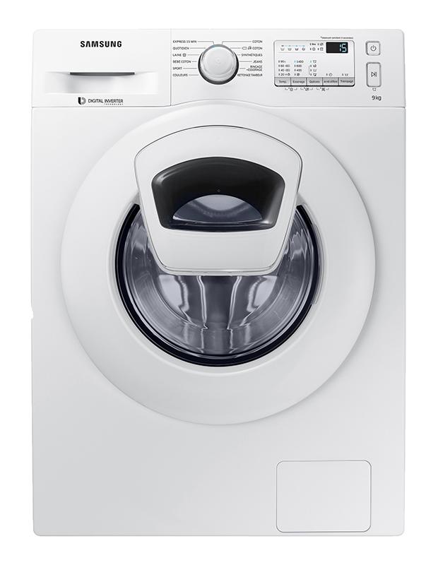 Lave Linge Frontal Samsung Ww90k4437yw