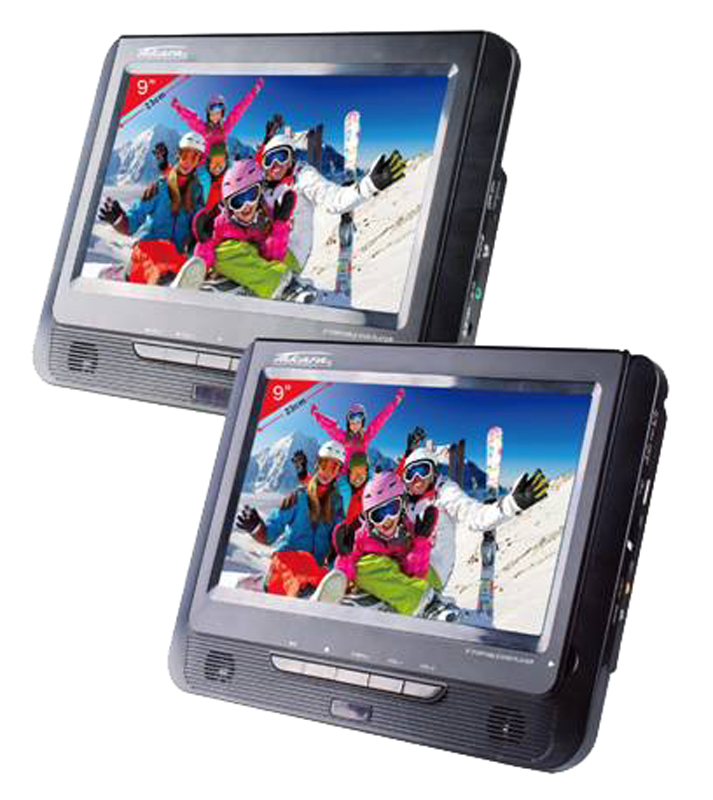 Lecteur DVD portable 2 combines TAKARA VRT199