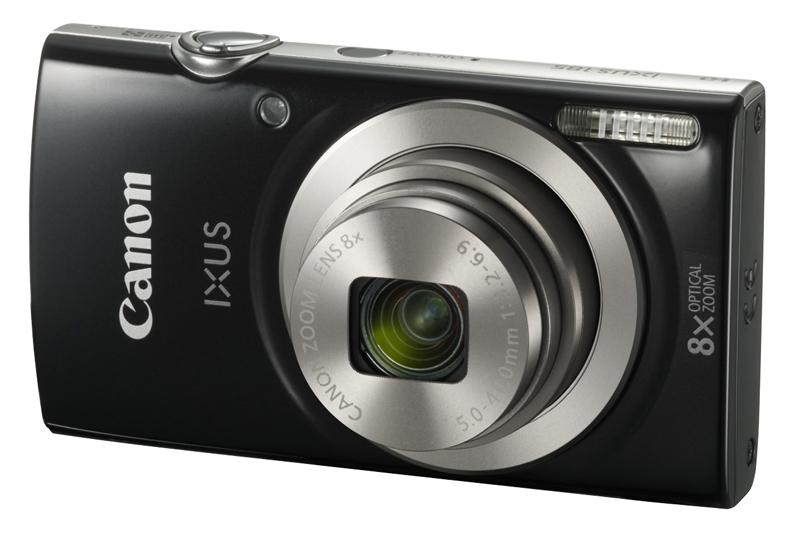 Apn Canon Ixus 185 Noir