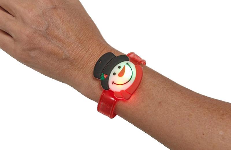 Bracelet BE HAPPY Bracelet Père Noël