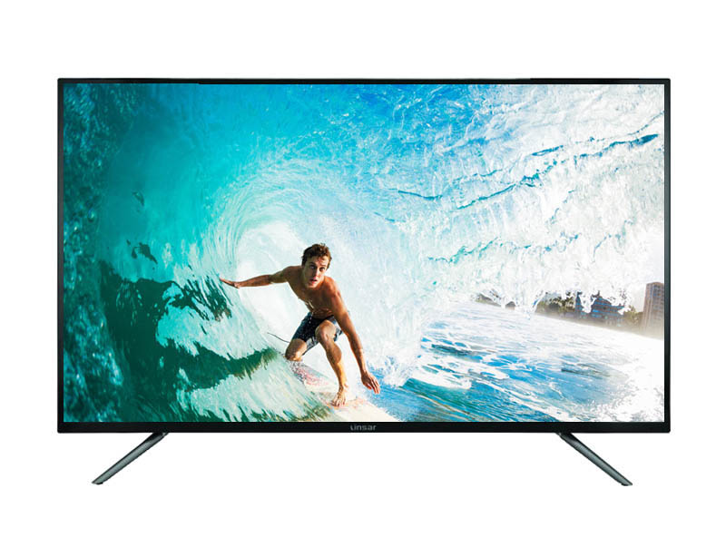 TV UHD 4K LINSAR 55LED900F