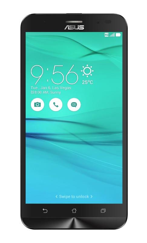 Smartphone ASUS Zenfone Go ZB552KL 4G noir