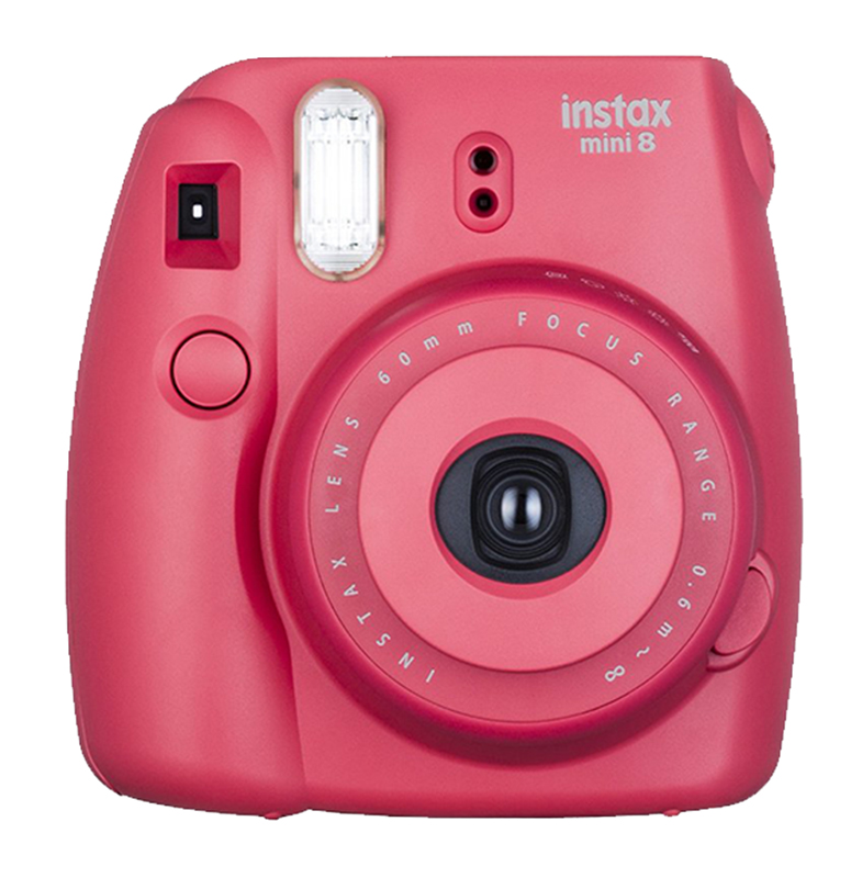 Appareil Photo Instantané Fujifilm Instax Mini 8 Rose