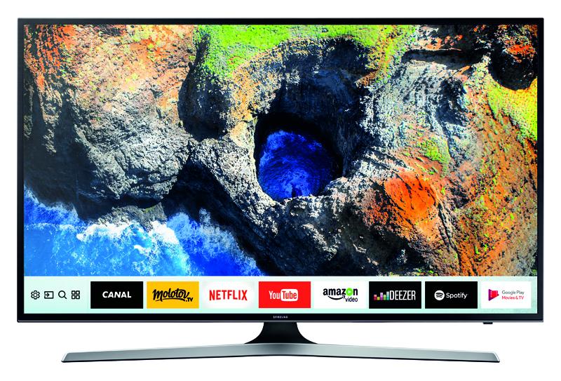 TV UHD 4K SAMSUNG UE55MU6105