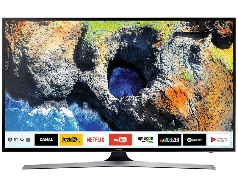 TV UHD 4K SAMSUNG UE65MU6105 (photo)