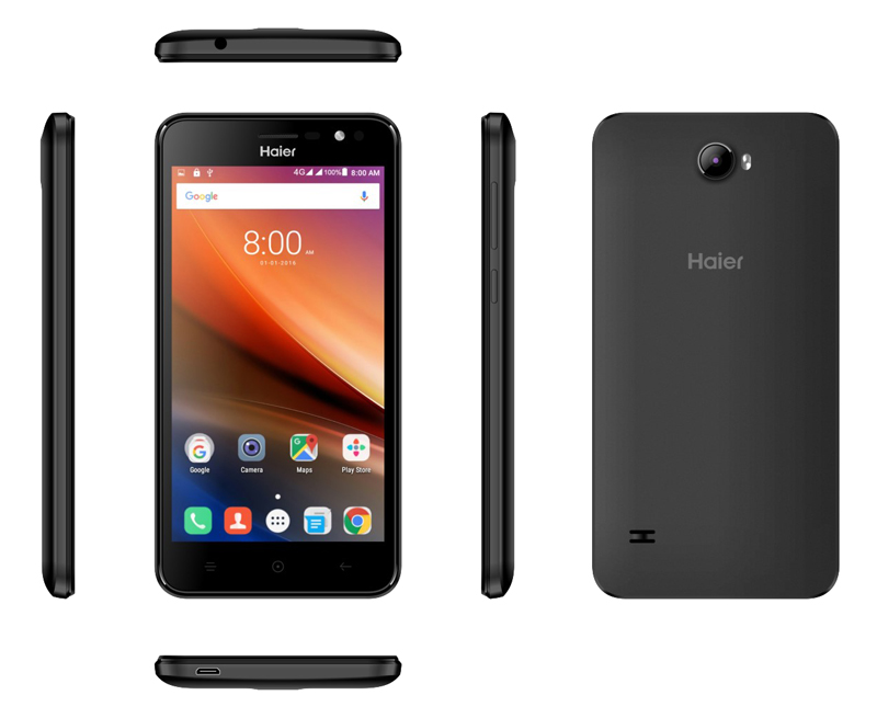 Smartphone HAIER G50 4G noir