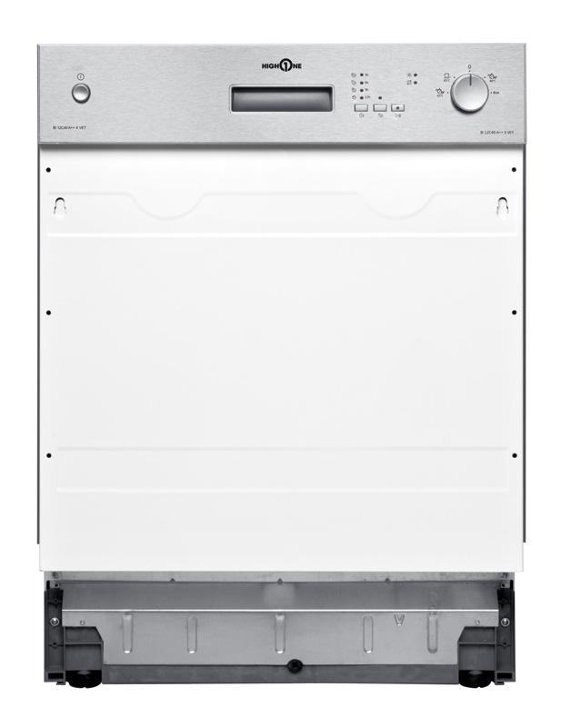Lave-vaisselle semi-integrable HIGH ONE BI 12C49 A++ X VET