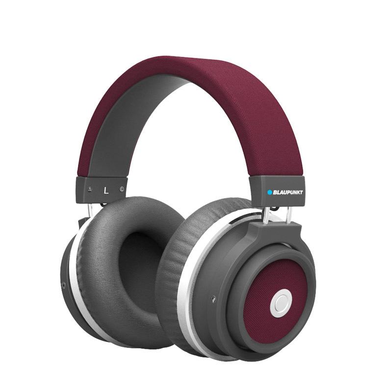 Casque Bluetooth BLAUPUNKT BLP4800 Burgundy