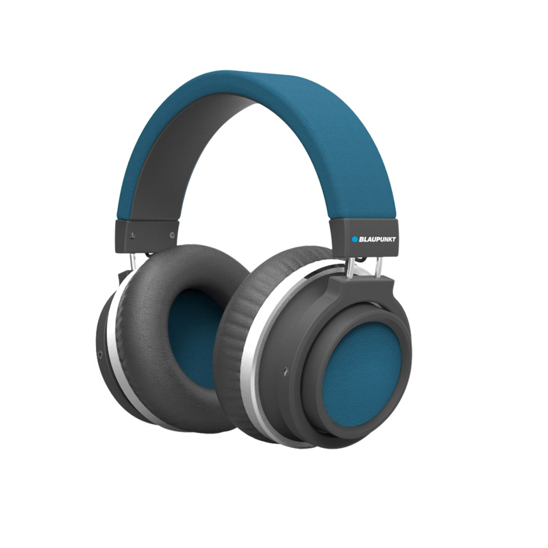 Casque Bluetooth BLAUPUNKT BLP4800 Bleu