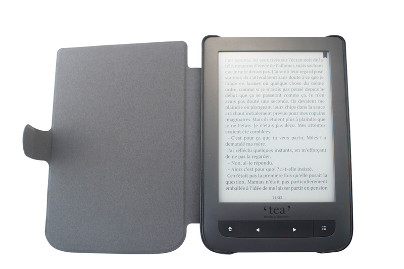 Folio TEA Liseuse TEA Touch Lux 3 (photo)