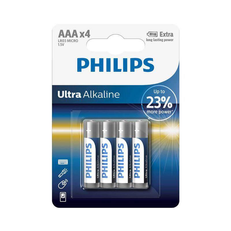 Pile PHILIPS LR03 par 4