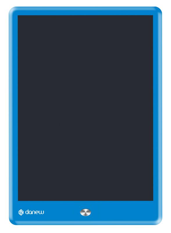 Tablette graphique effaçable DANEW GRAFITIX Bleue