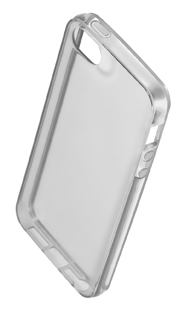Coque TPU slim iPhone 5/5S/SE transparente (photo)