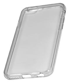 Coque TPU slim iPhone 6/6S transparente