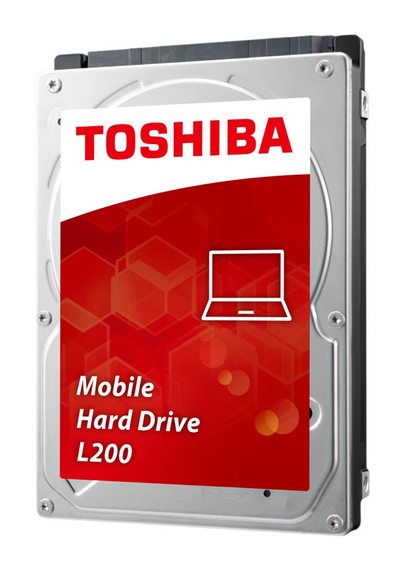 Disque Dur Interne 2.5 TOSHIBA L200 500 GO