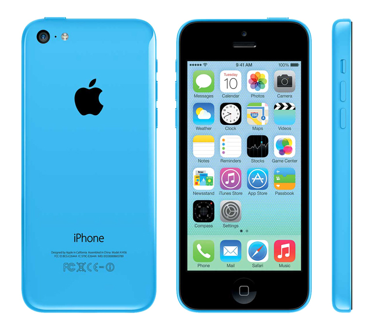 APPLE iPhone 5C reconditionne grade A+ 16 GO blue