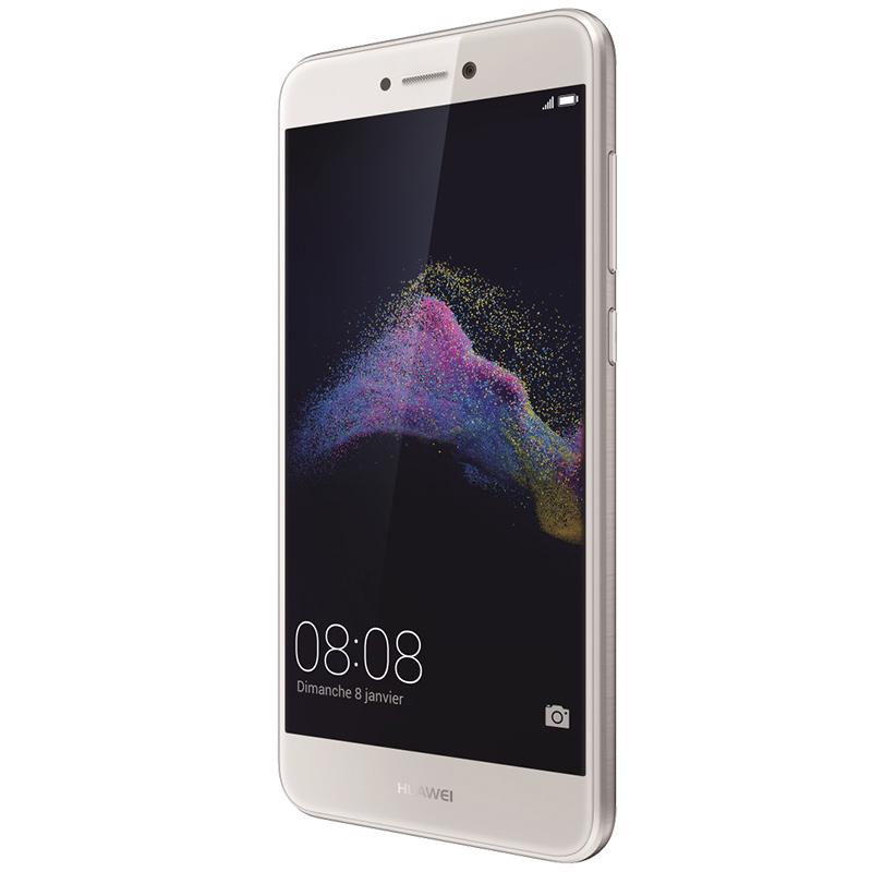 Smartphone HUAWEI P8 Lite 2017 4G blanc (photo)