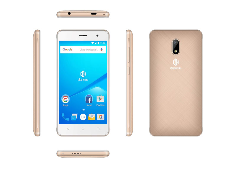 Smartphone DANEW K504 3G or