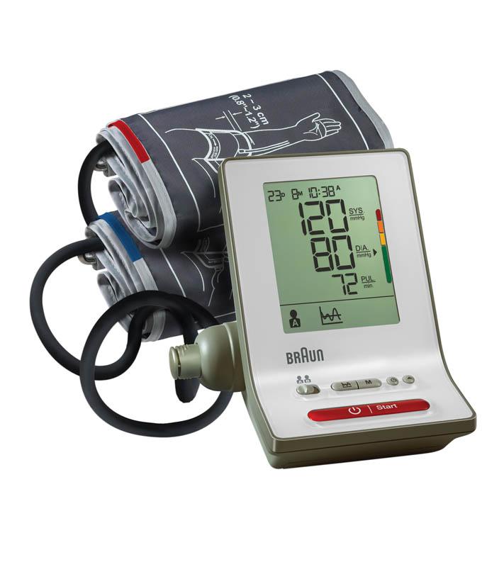 Tensiomètre bras BRAUN BP 6000