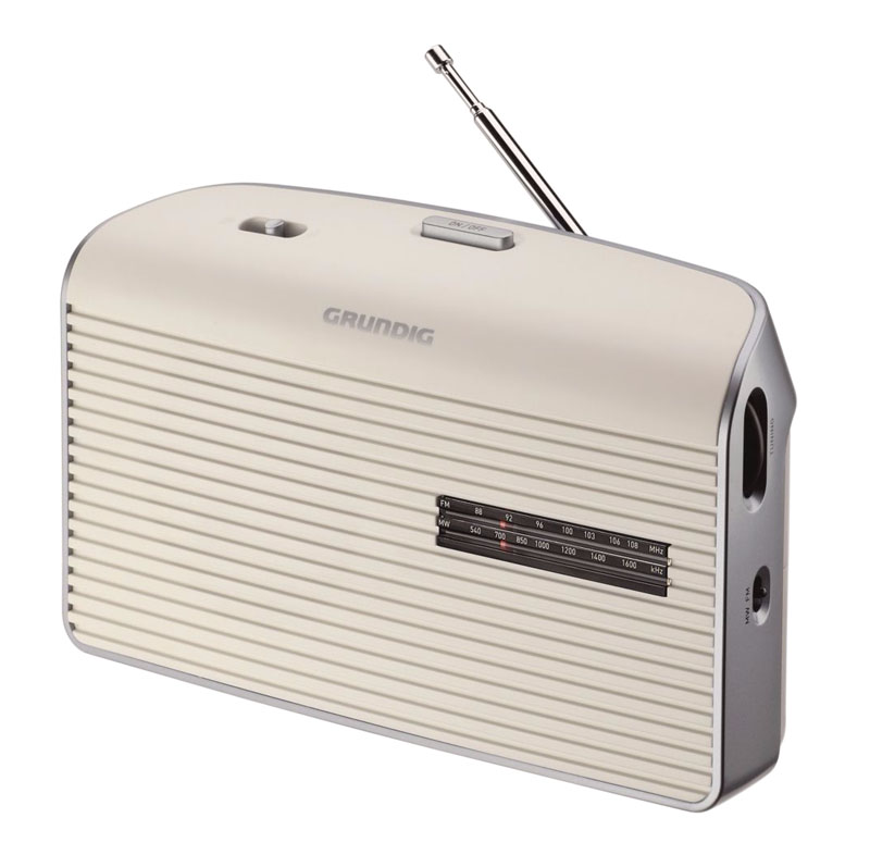 Radio GRUNDIG MUSIC60L-W (photo)