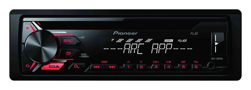 Autoradio PIONEER DEH-1900UB