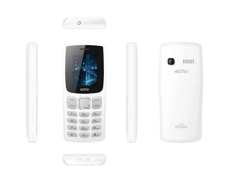 Mobile ECHO Prim 1,77 dualsim blanc