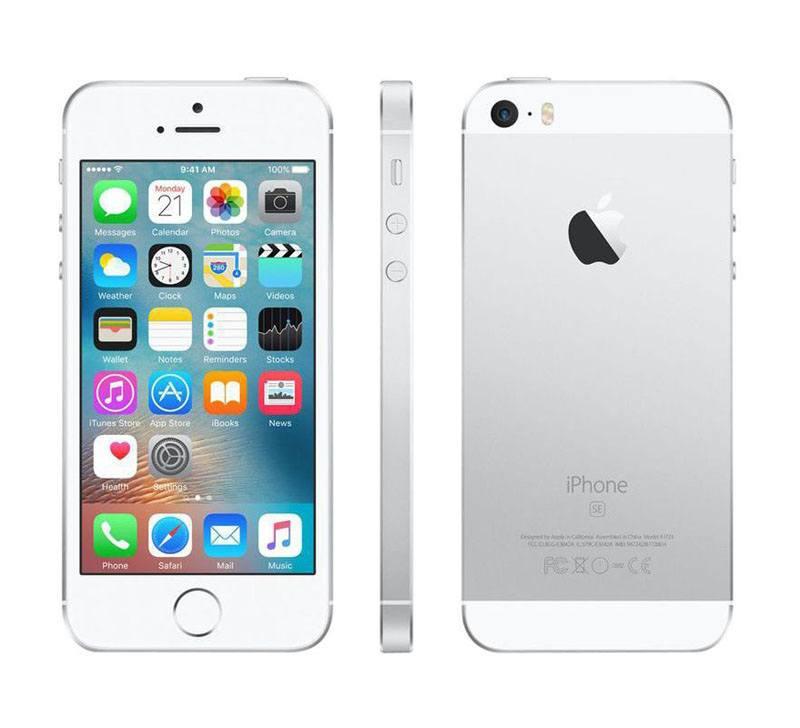 APPLE iPhone SE reconditionne grade A+ 64 go silver AGAIN