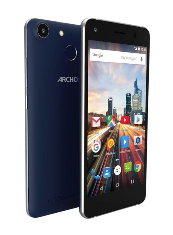 Smartphone ARCHOS 50F Helium 4G bleu (photo)