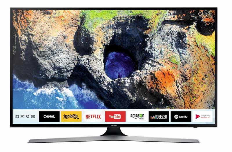 TV UHD 4K SAMSUNG 40MU6105 (photo)