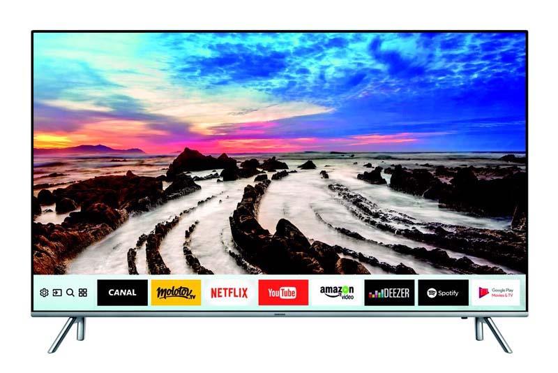 TV UHD 4K SAMSUNG UE55MU7005