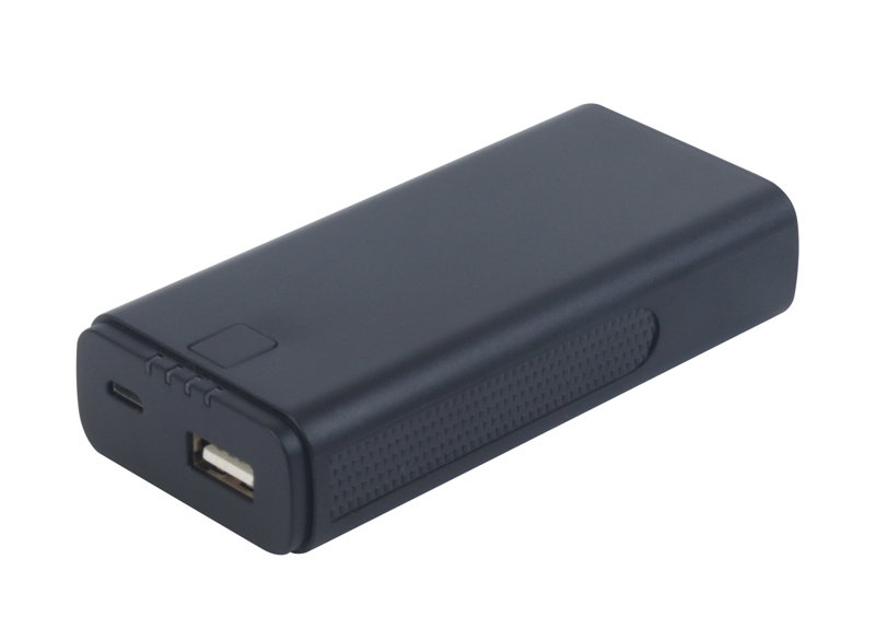 Batterie de secours ON.EARZ 4000mAh 2.1A noire (photo)