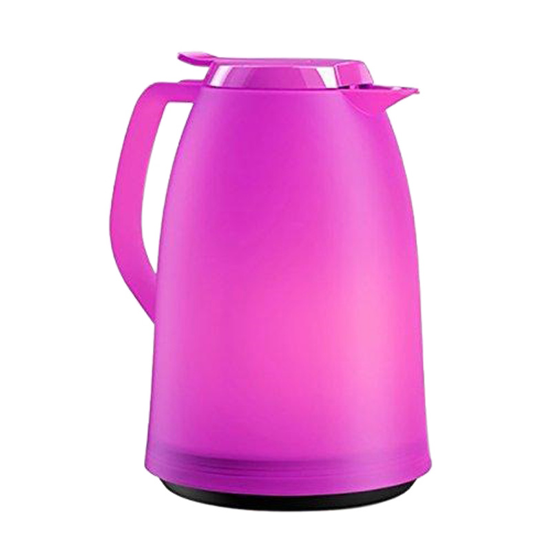Pichet isotherme EMSA Rose 1 litre (photo)