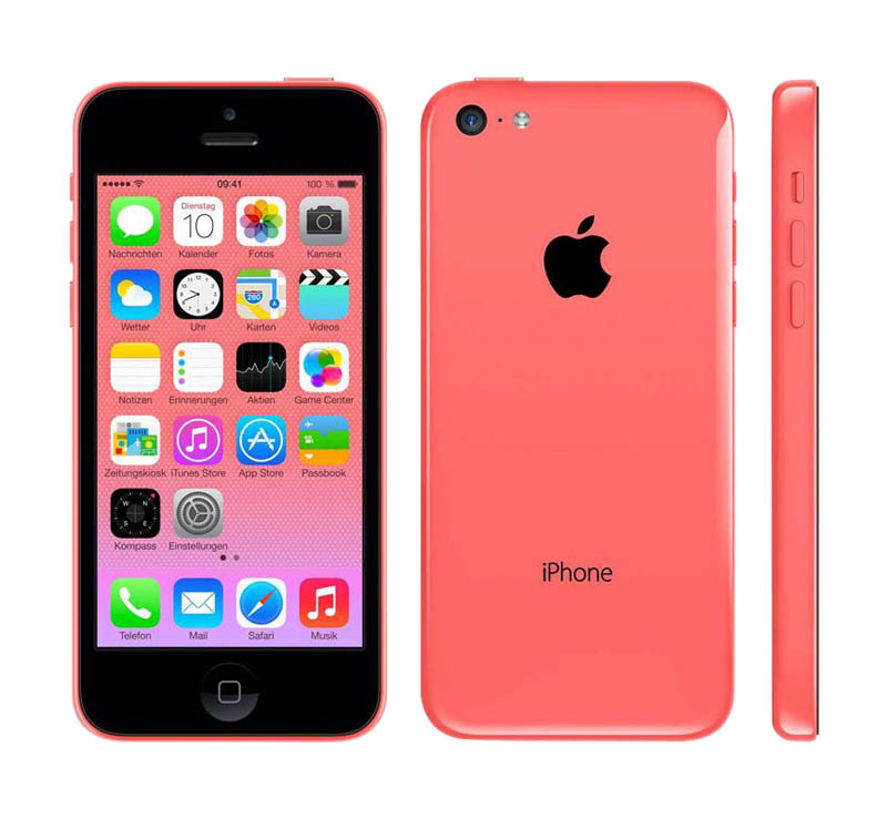 APPLE iPhone 5C reconditionne grade A+ 16 GO PINK