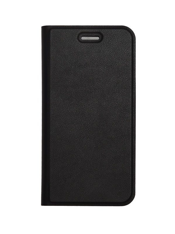 Folio case TECHYO iPhone 5/5s noir