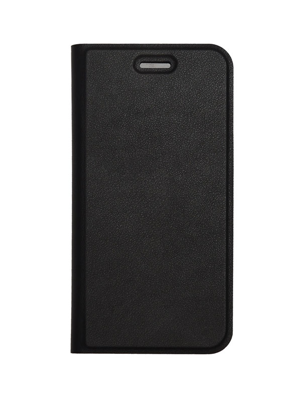 Folio case TECHYO iPhone 5/5s noir (photo)