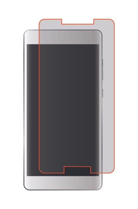 Film de Protection TECHYO en verre trempe 2.5D pour smartphone 4 - 4.5